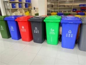塑料分类垃圾桶的优势