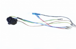 豆浆机插座组件